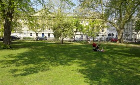 Queen Square Public Space Design