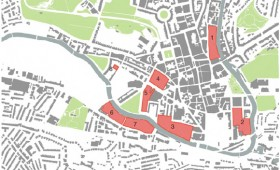Bath City Centre Strategic Site Design & Capacity Analysis
