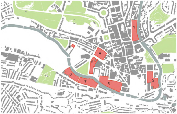 Bath City Centre Strategic Site Design Amp Capacity Analysis