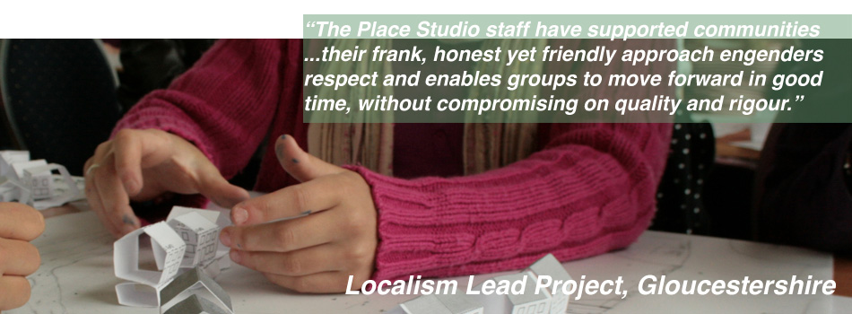 GRCC Localism Lead Project in Gloucestershire