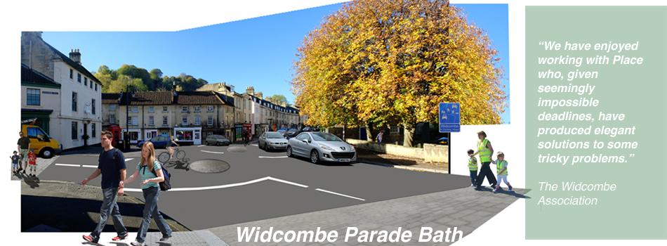 Widcombe Parade